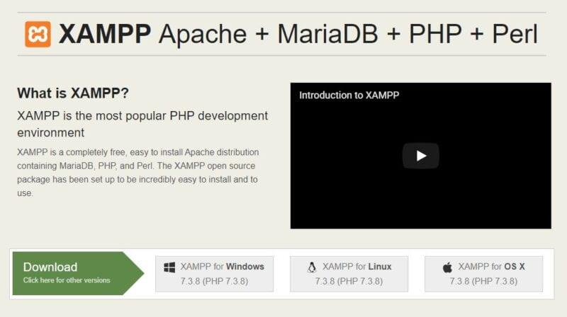 Mariadb In Xampp