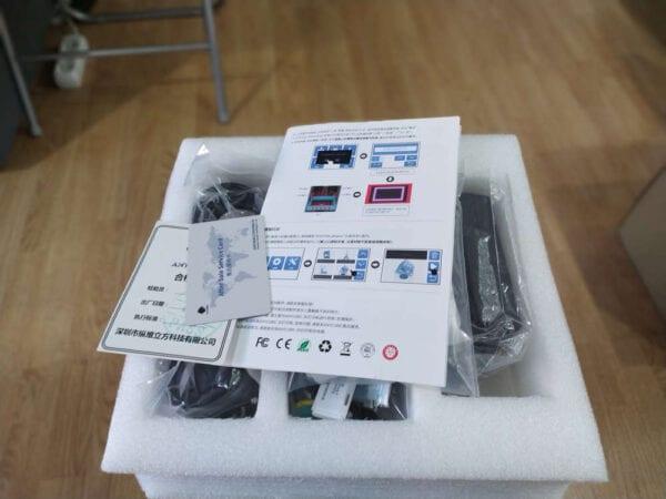 Contenido caja AnyCubic Photon
